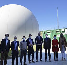 Naturgy, EnergyLab y Edar Bens presentan la Unidad Mixta de Gas Renovable que investigará la producción de hidrógeno verde a partir de aguas residuales
